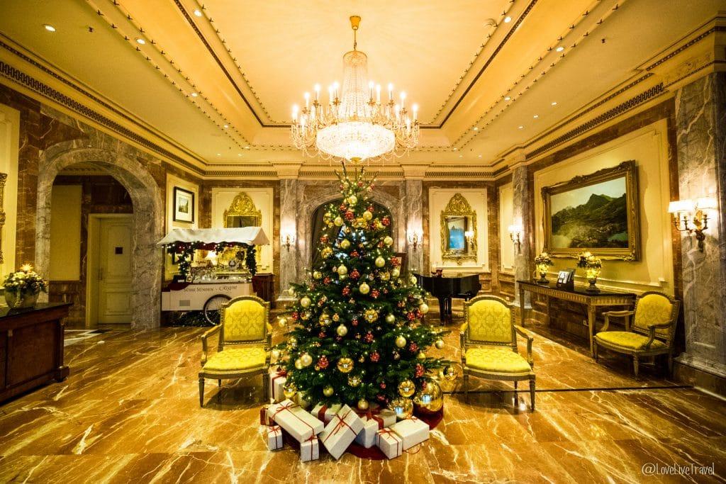 Regent hotel Berlin Allemagne blog voyage Lovelivetravel