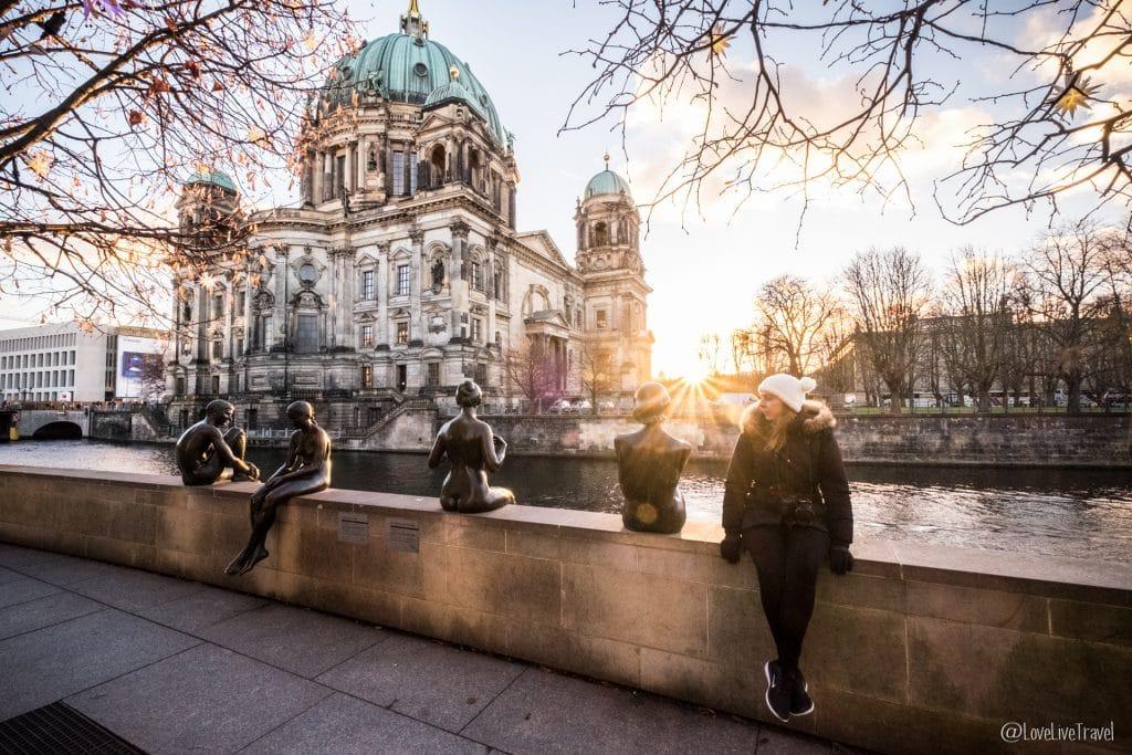 cathédrale Berlin Allemagne blog voyage Lovelivetravel