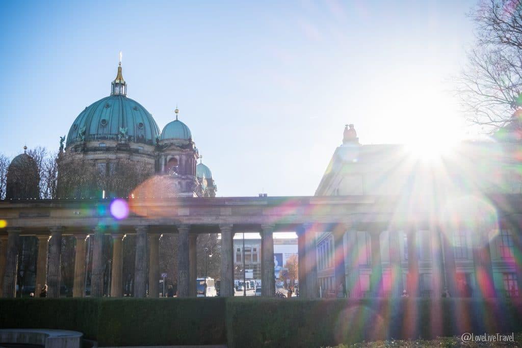 ile musées Berlin Allemagne blog voyage Lovelivetravel