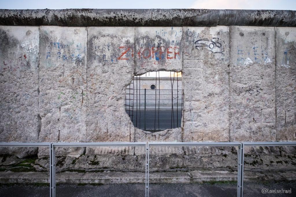 Topographie des terrors Berlin Allemagne blog voyage Lovelivetravel