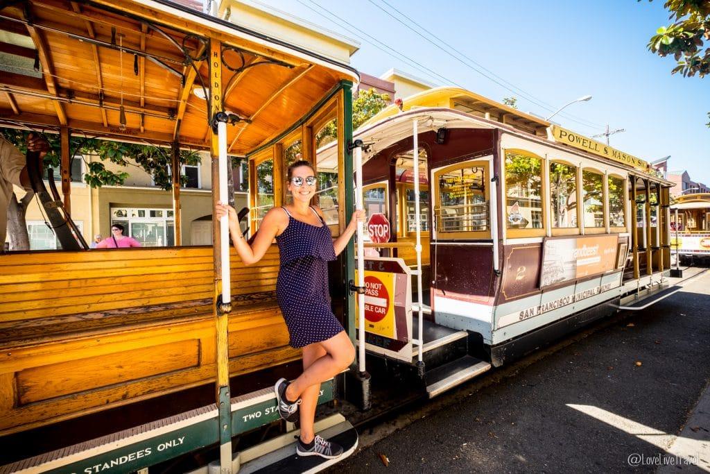 cable car san francisco road trip usa blog voyage lovelivetravel