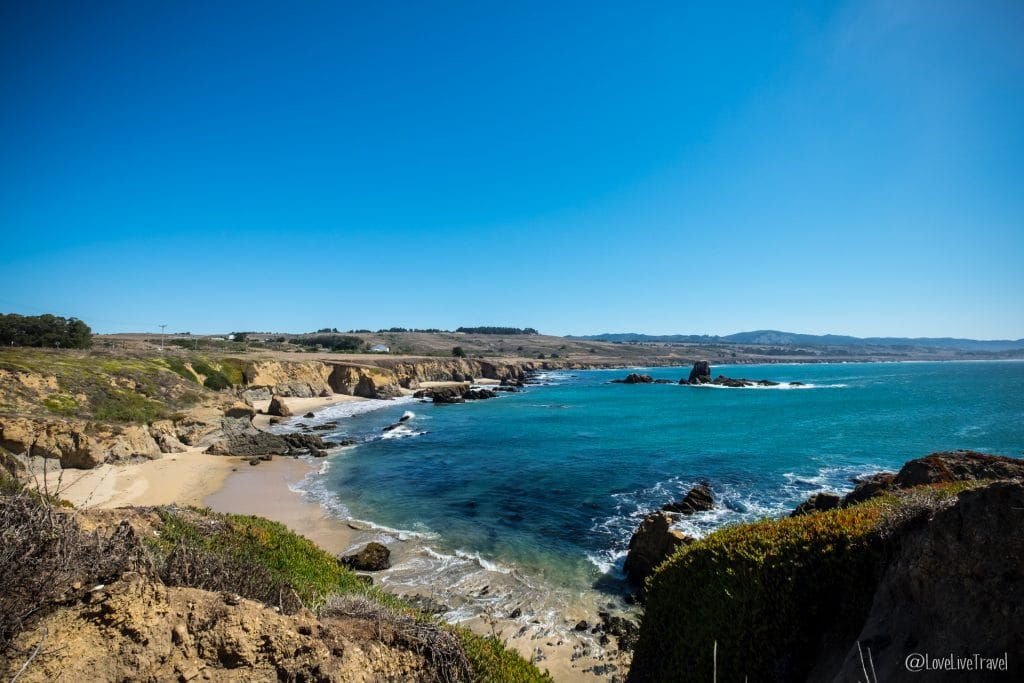 pigeon point highway 1 road trip usa californie blog voyage lovelivetravel