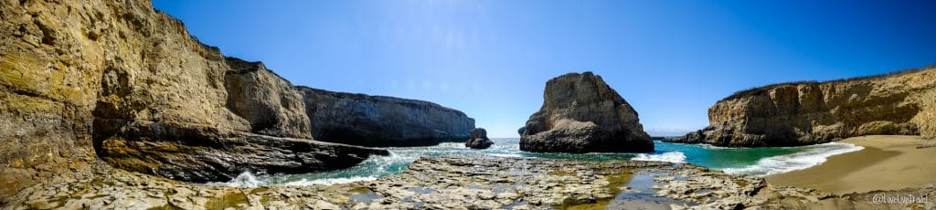 shark fine cove highway 1 road trip usa californie blog voyage lovelivetravel