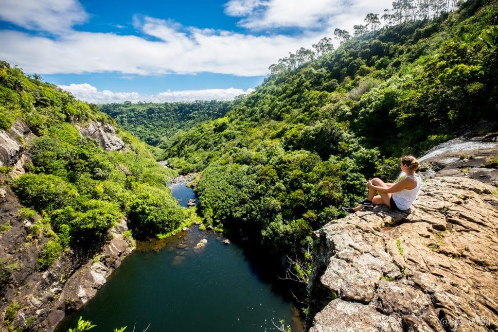7 cascades tamarin ile maurice blog voyage lovelivetravel