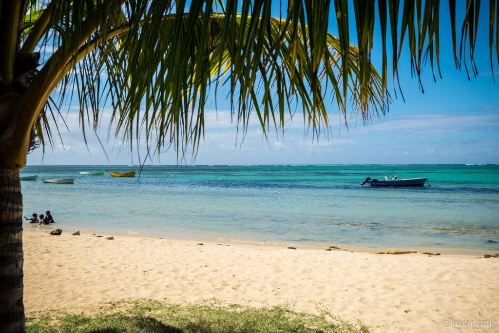 Pereybere beach ile maurice blog voyage lovelivetravel
