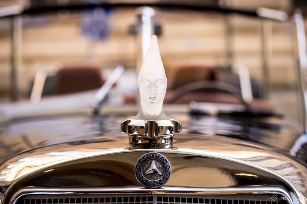 Prague république tchèque voiture ancienne blog voyage lovelivetravel