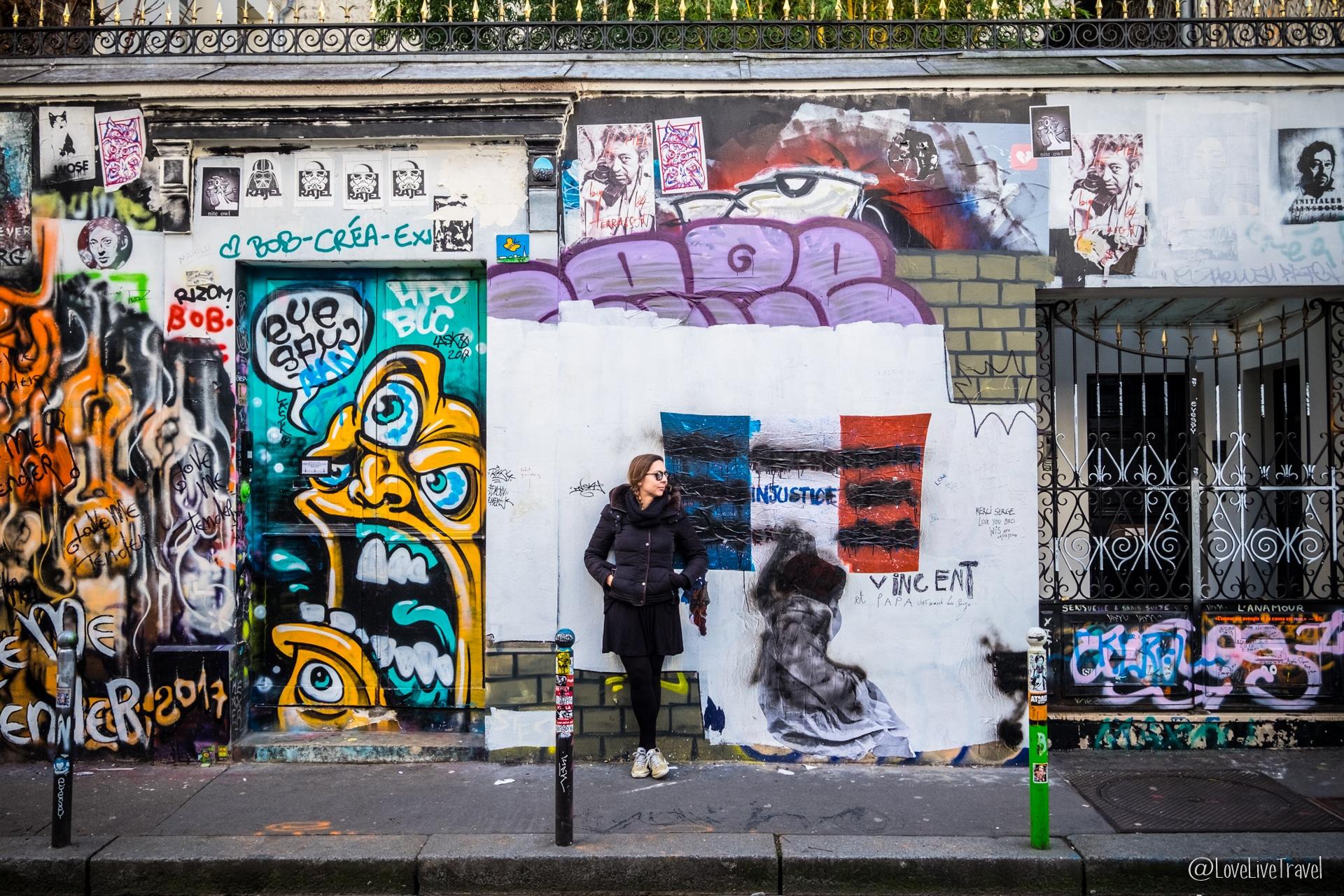Maison Serge Gainsbourg Visite Intérieur 9 lieux complètement insolites à paris | love live travel