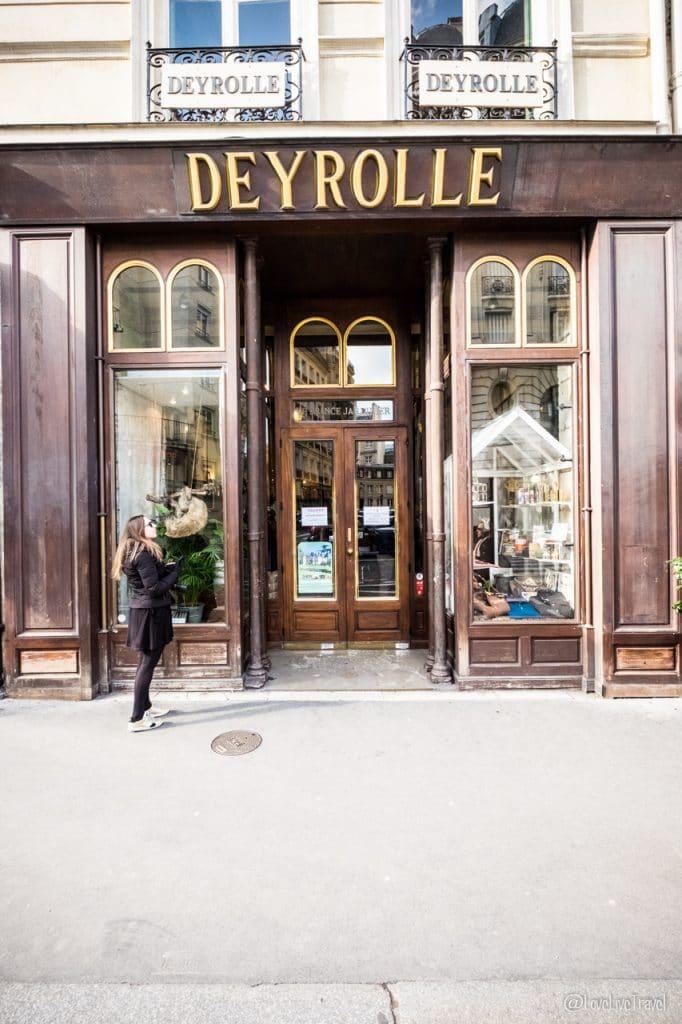 deyrolle paris 9 lieux insolites complètement paris france blog voyage lovelivetravel