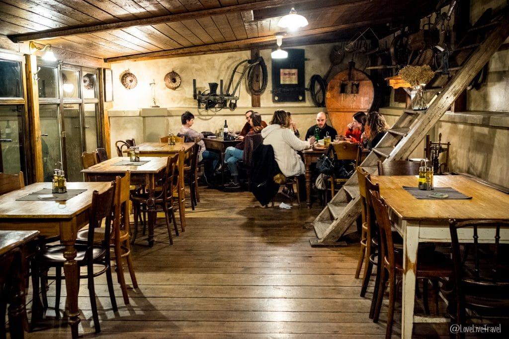 Prague république tchèque restaurant Mlejnice blog voyage lovelivetravel