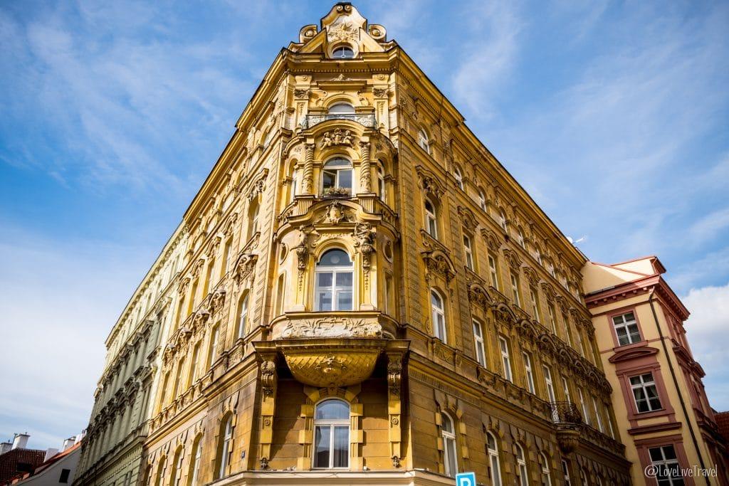 Prague république tchèque hotel vieille place blog voyage lovelivetravel