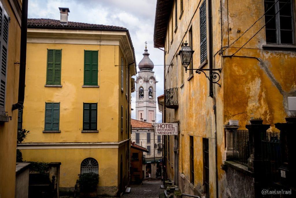 Menaggio Lac de come italie blog voyage lovelivetravel
