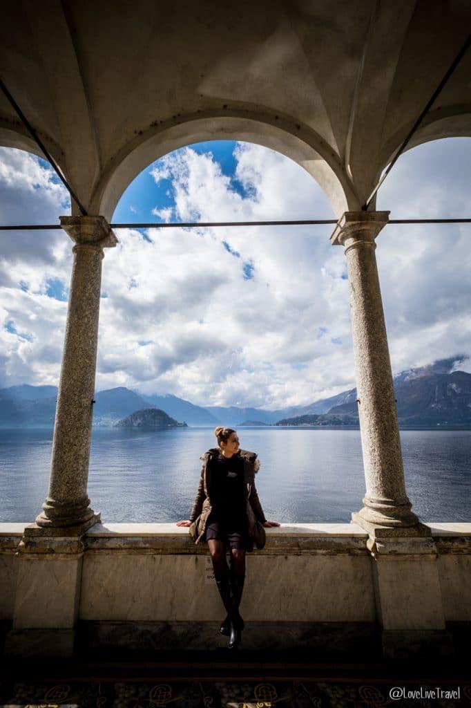 Villa Monastero Lac de come italie blog voyage lovelivetravel