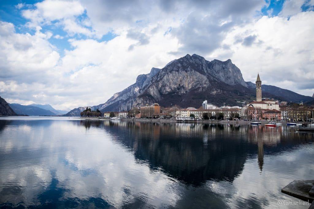 lecco Lac de come italie blog voyage lovelivetravel