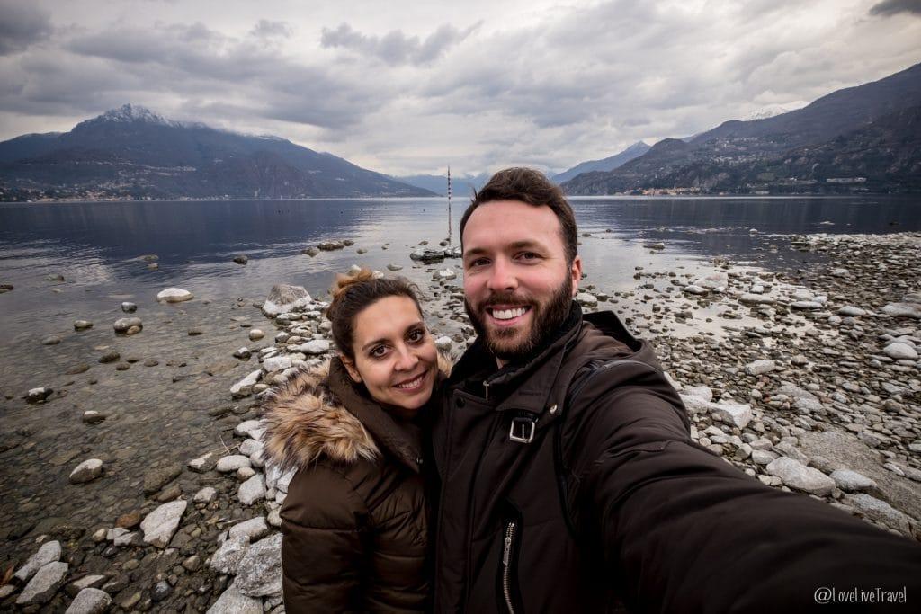 Bellagio Lac de come italie blog voyage lovelivetravel