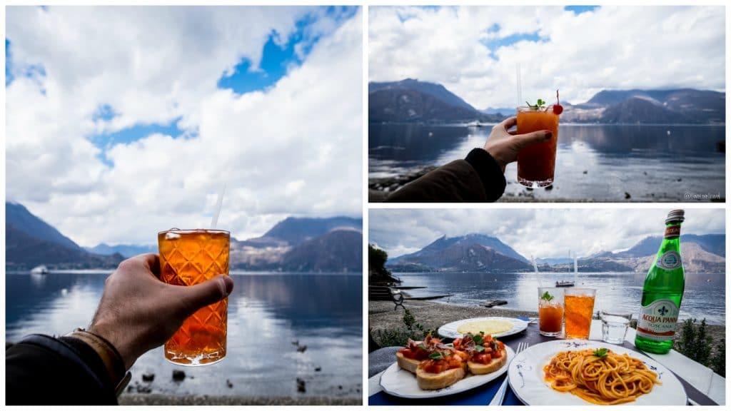 caffe varenna Lac de come italie blog voyage lovelivetravel