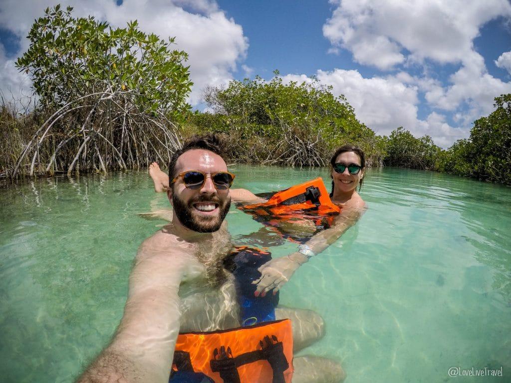 Réserve naturelle Sian Ka'an Tulum mexique blog voyage lovelivetravel
