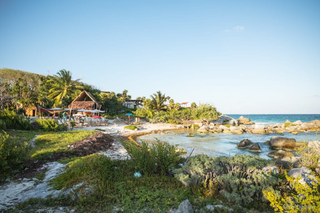 El Mirador Tulum mexique blog voyage lovelivetravel