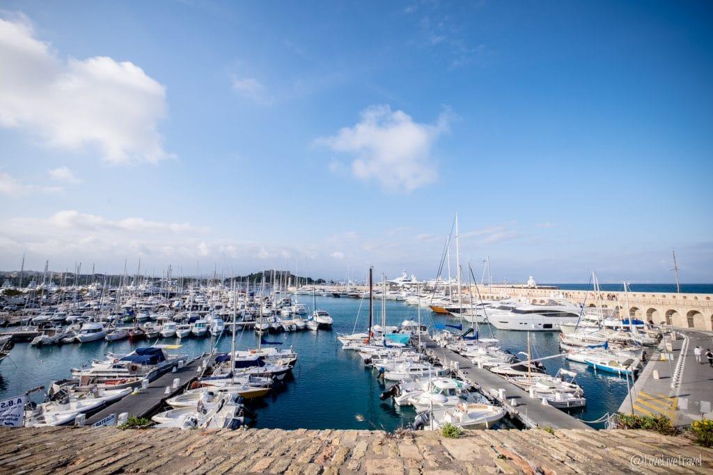 Antibes var france blog voyage lovelivetravel