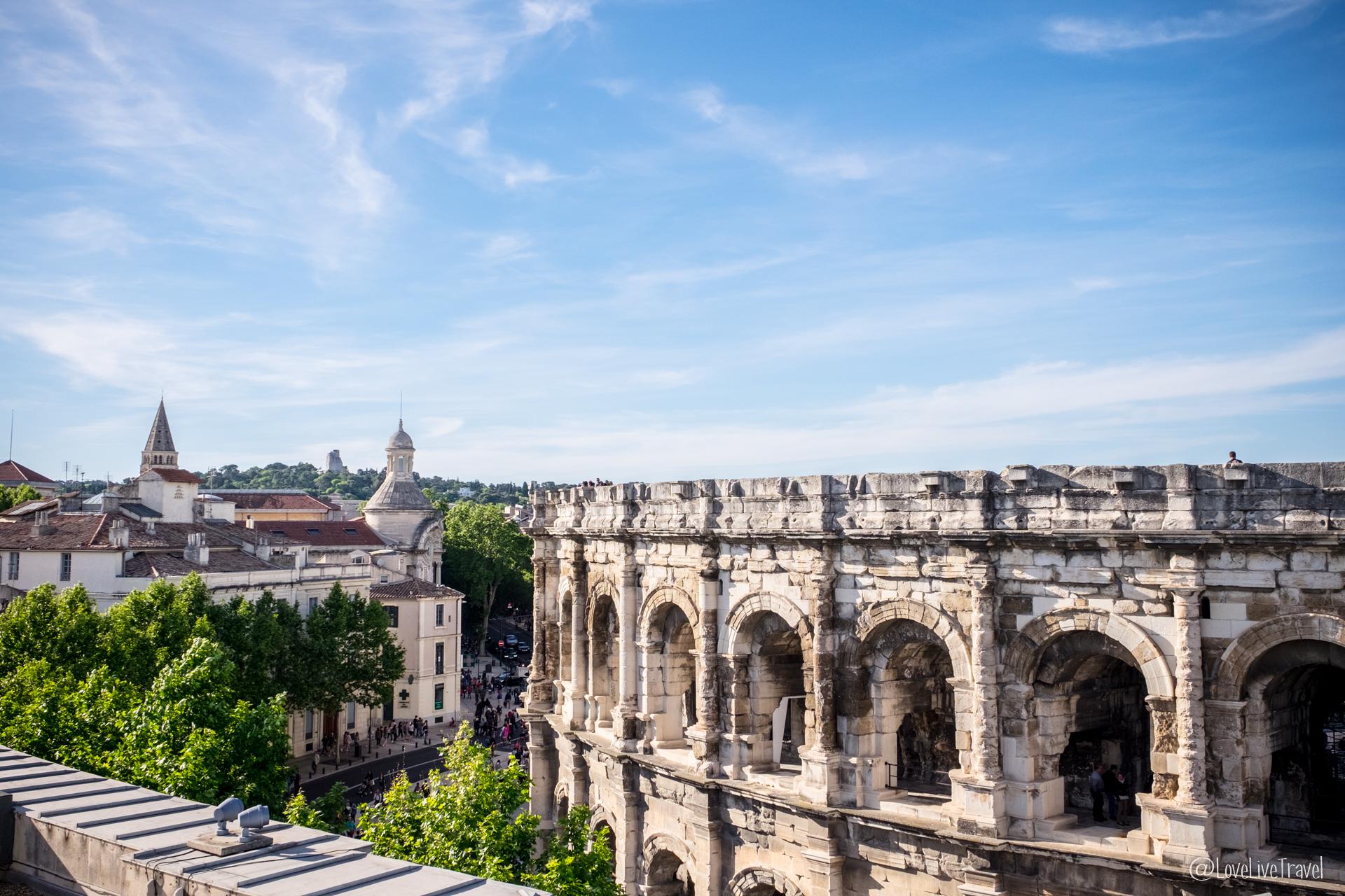 Nîmes fait ses Grands Jeux Romains