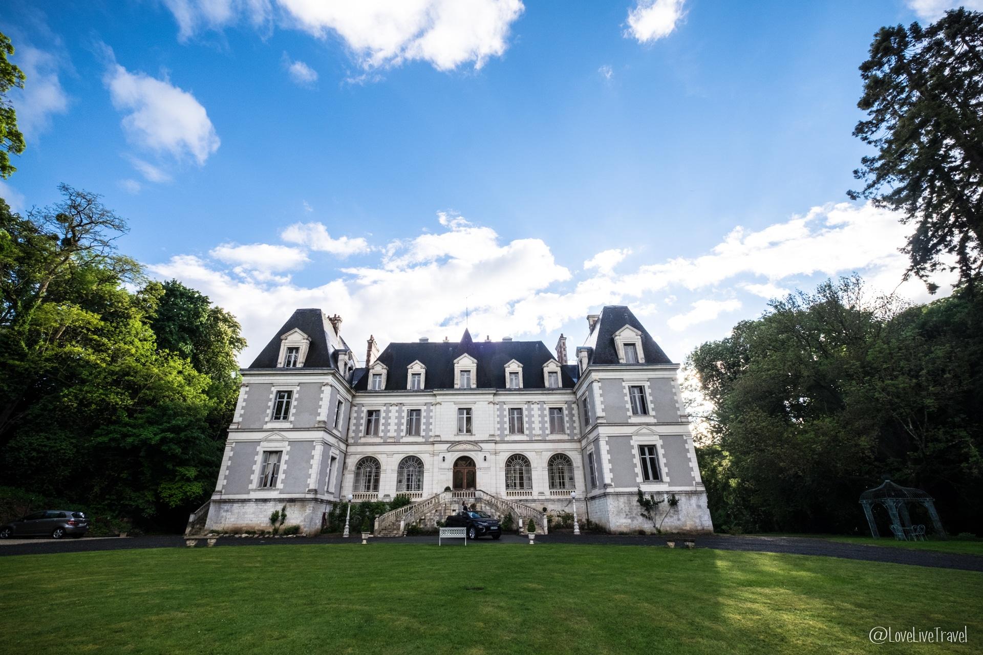 chateau du logis châteaux de la loire saint-bohaire loir-et-cher chenonceau blog voyage lovelivetravel