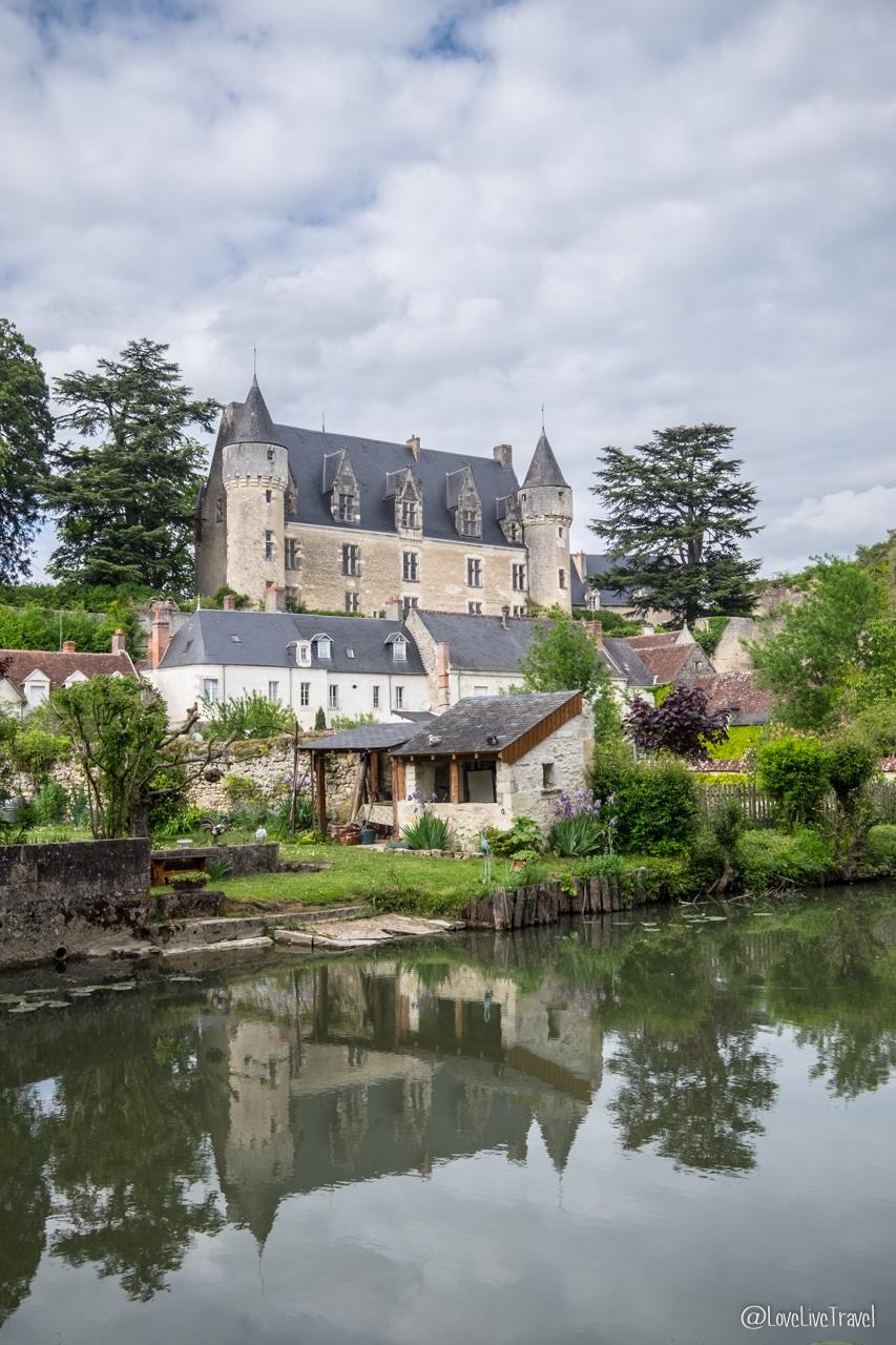 montrésor châteaux de la loire chinon châteaux de la loire france blog voyage lovelivetravel