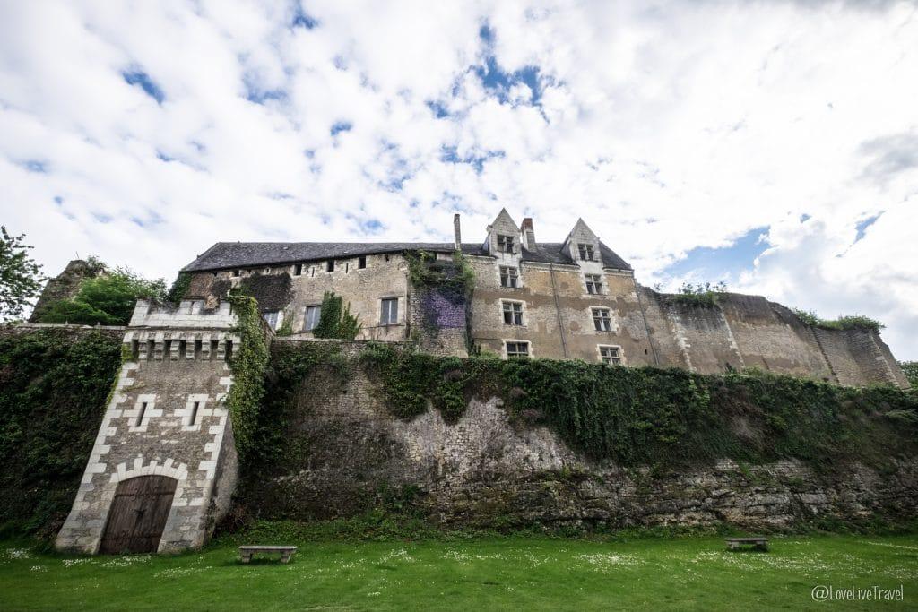 montrésor chinon châteaux de la loire france blog voyage lovelivetravel