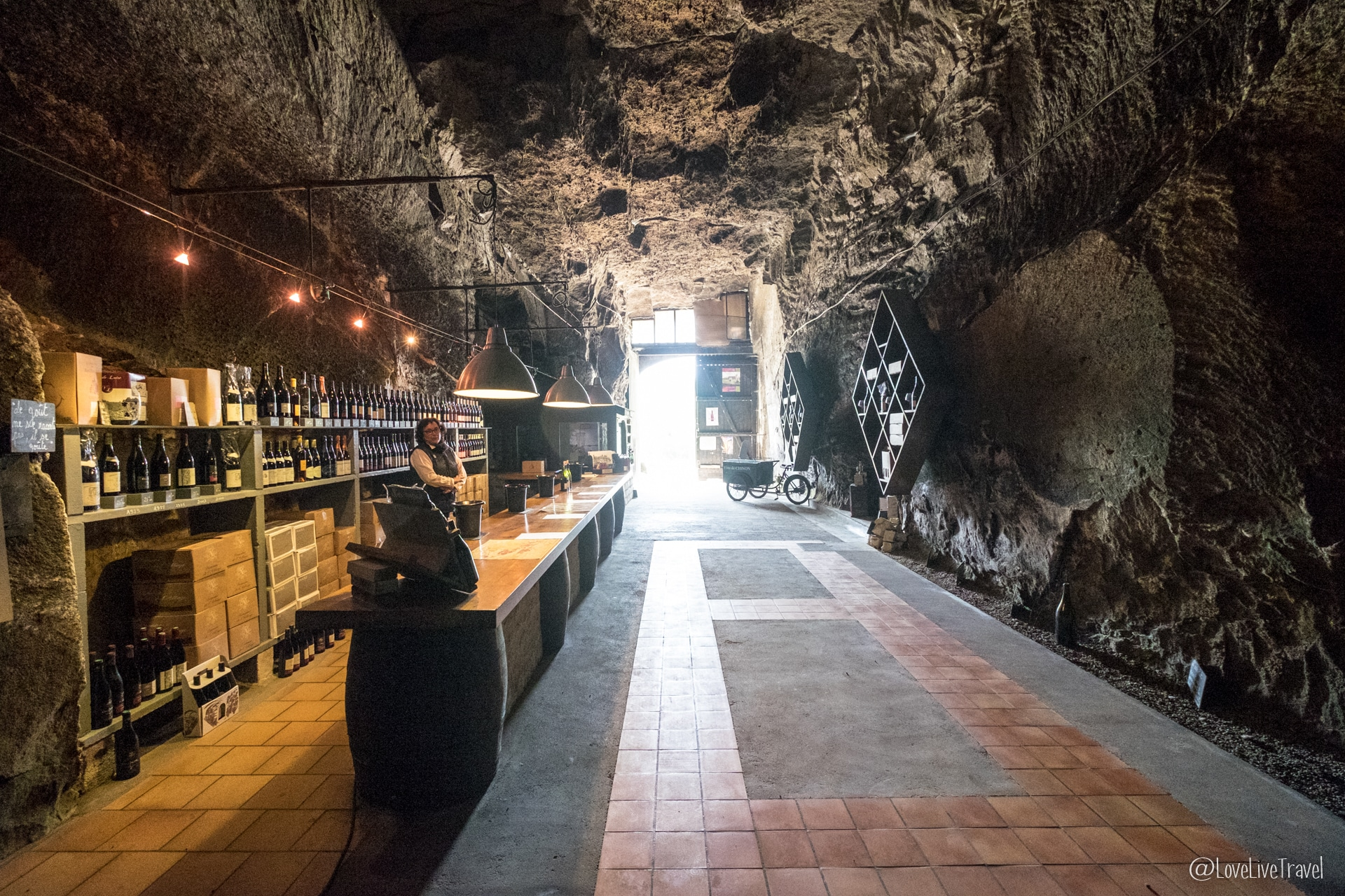 caves monplaisir châteaux de la loire chinon châteaux de la loire france blog voyage lovelivetravel