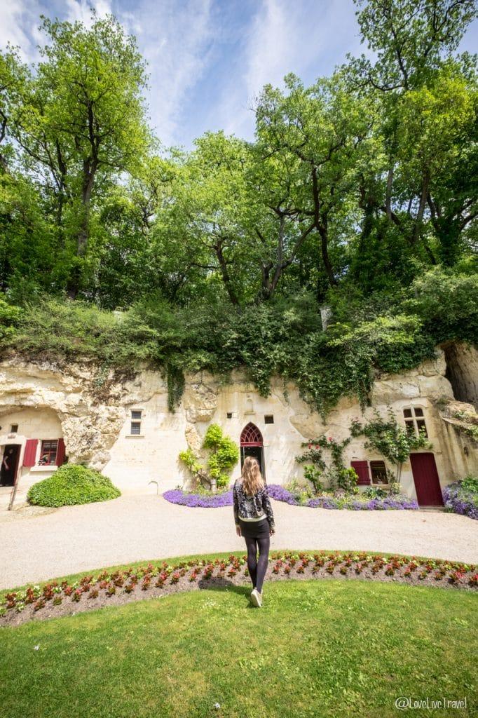 saumur caves de marson châteaux de la loire france blog voyage lovelivetravel