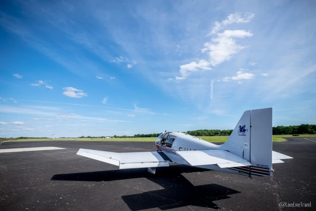 aérodrome saumur châteaux de la loire france blog voyage lovelivetravel