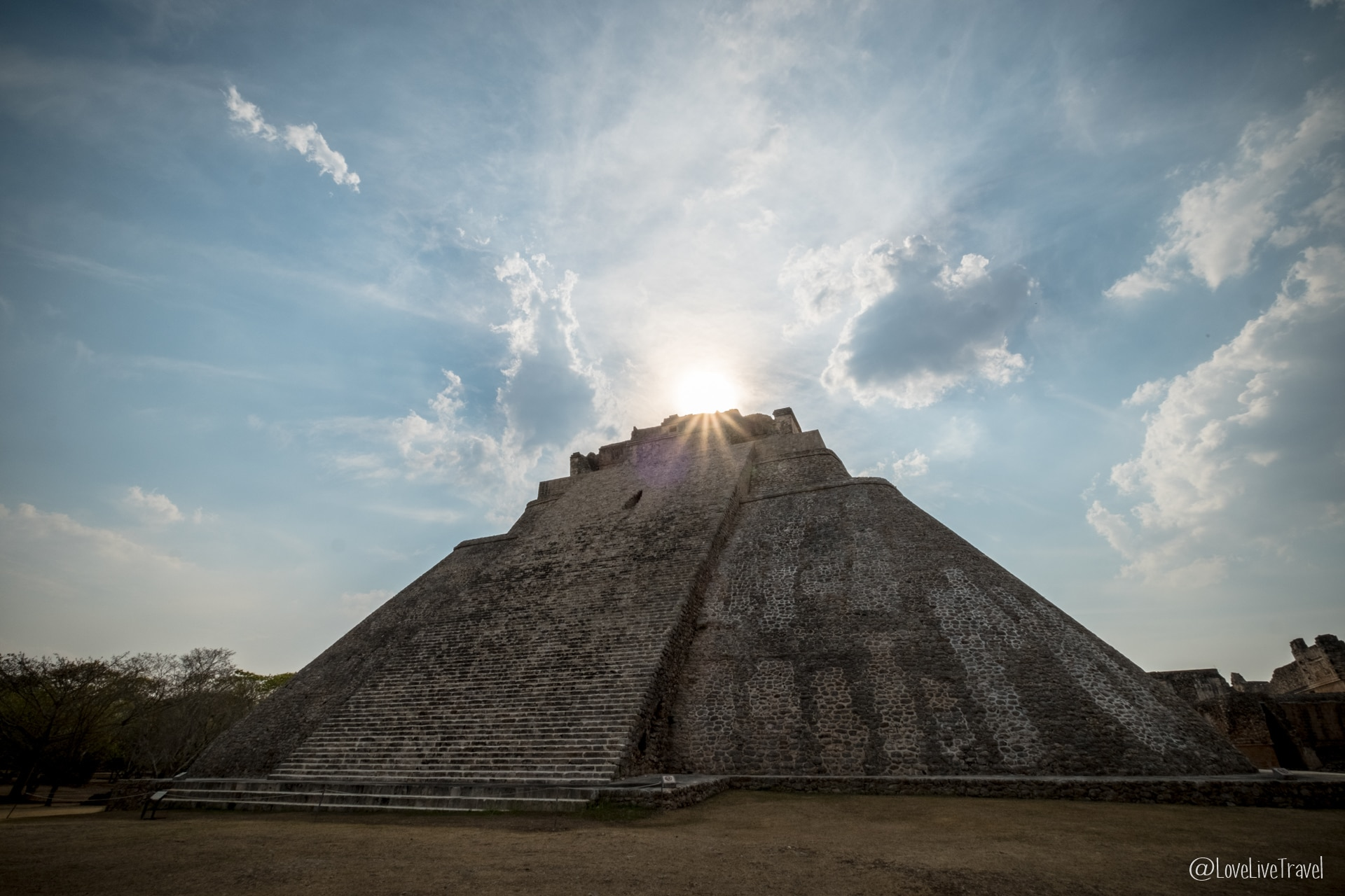 uxmal cité maya yucatan mexique blog voyage lovelivetravel