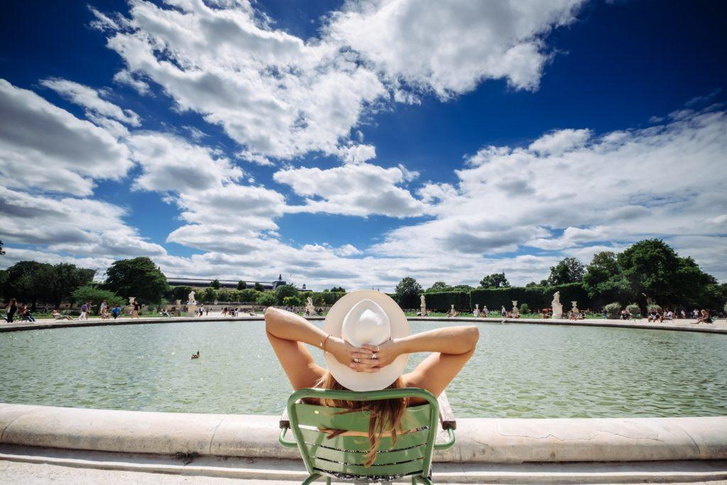 10 bonnes raisons de passer un week-end à Paris en été blog voyage et lifestyle lovelivetravel