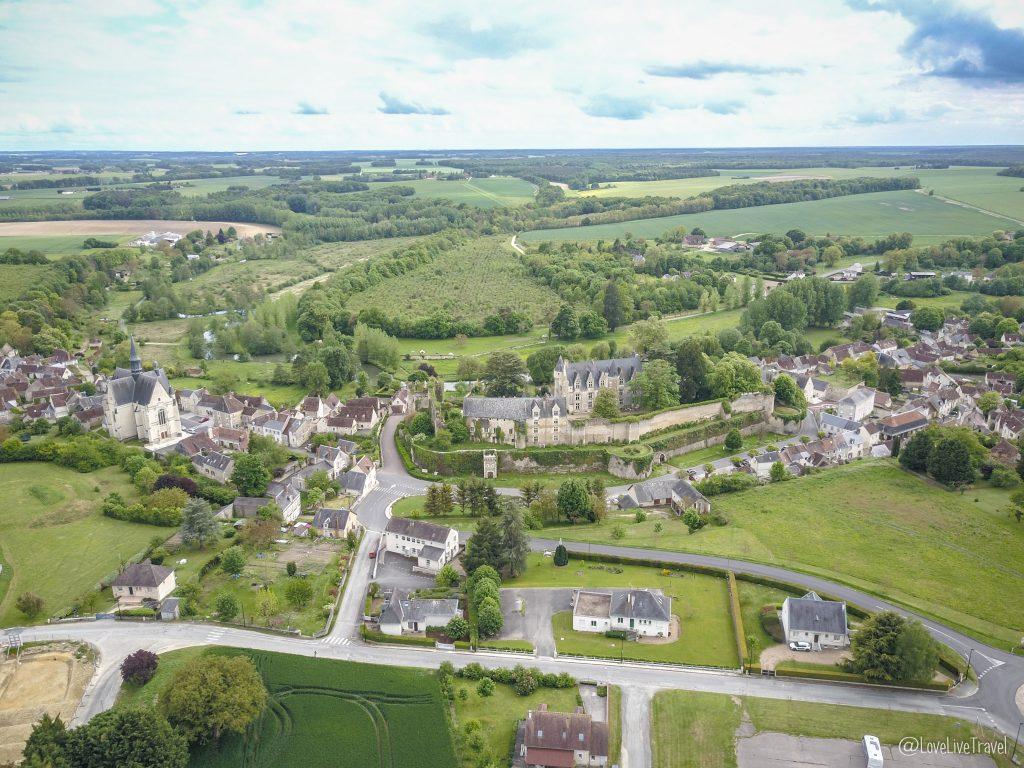 Chinon, Road trip dans les Châteaux de la Loire blog voyage et lifestyle lovelivetravel