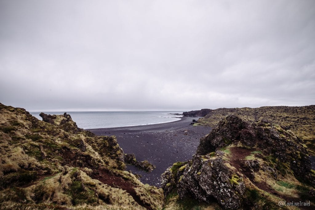 Djupalonssandur Islande blog voyage lovelivetravel