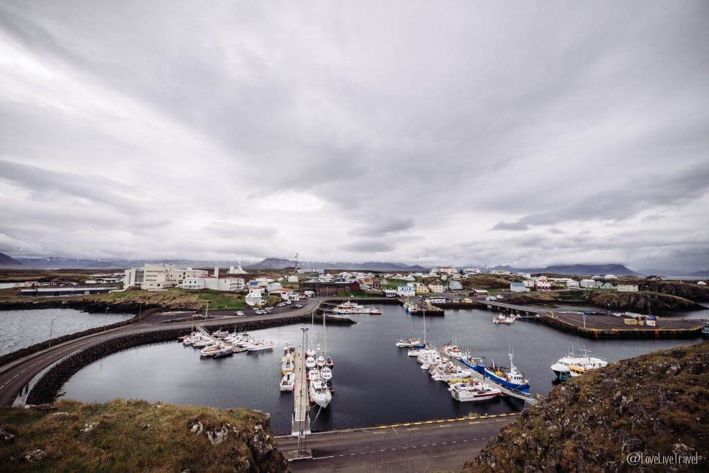 Stykkisholmur Islande blog voyage lovelivetravel