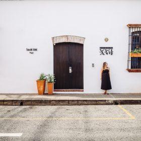 L'hôtel Casas del XVI à Saint-Domingue, République Dominicaine