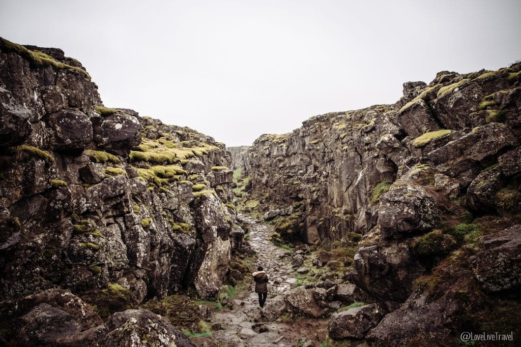 parc national Pingvellir Islande blog voyage lovelivetravel