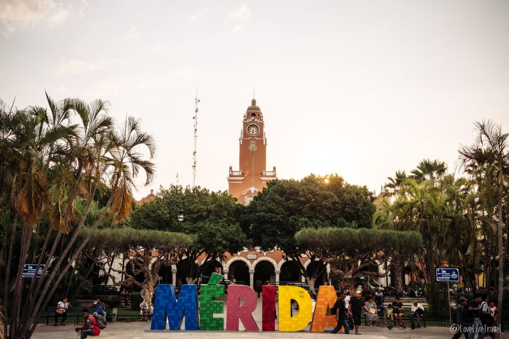 mérida yucatan mexique blog voyage lovelivetravel