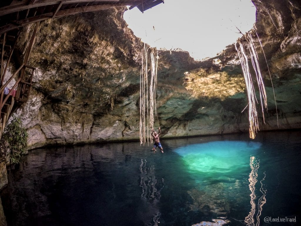 Cenote Noh Mazon mérida yucatan mexique blog voyage lovelivetravel