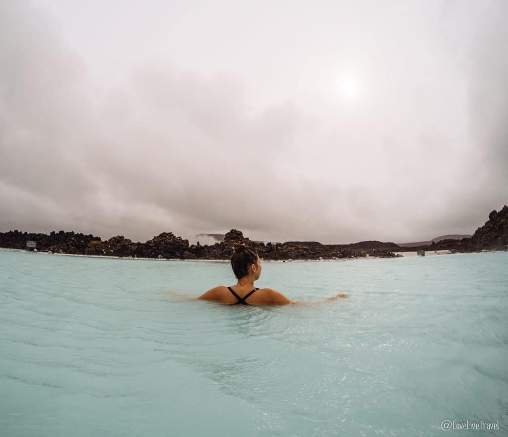 Blue lagoon Islande blog voyage lovelivetravel