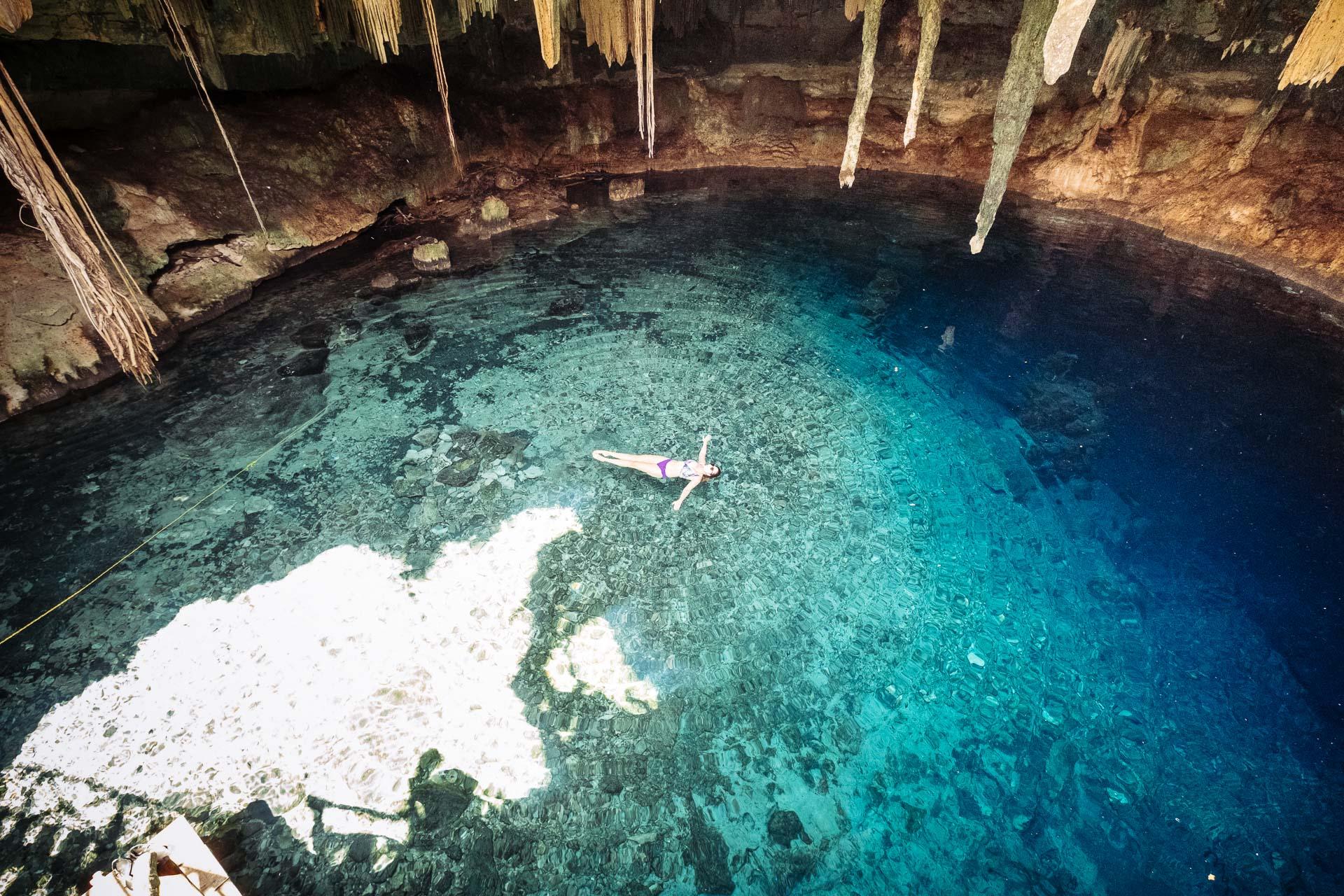 Des cenotes de Mérida à la réserve naturelle de Célestun