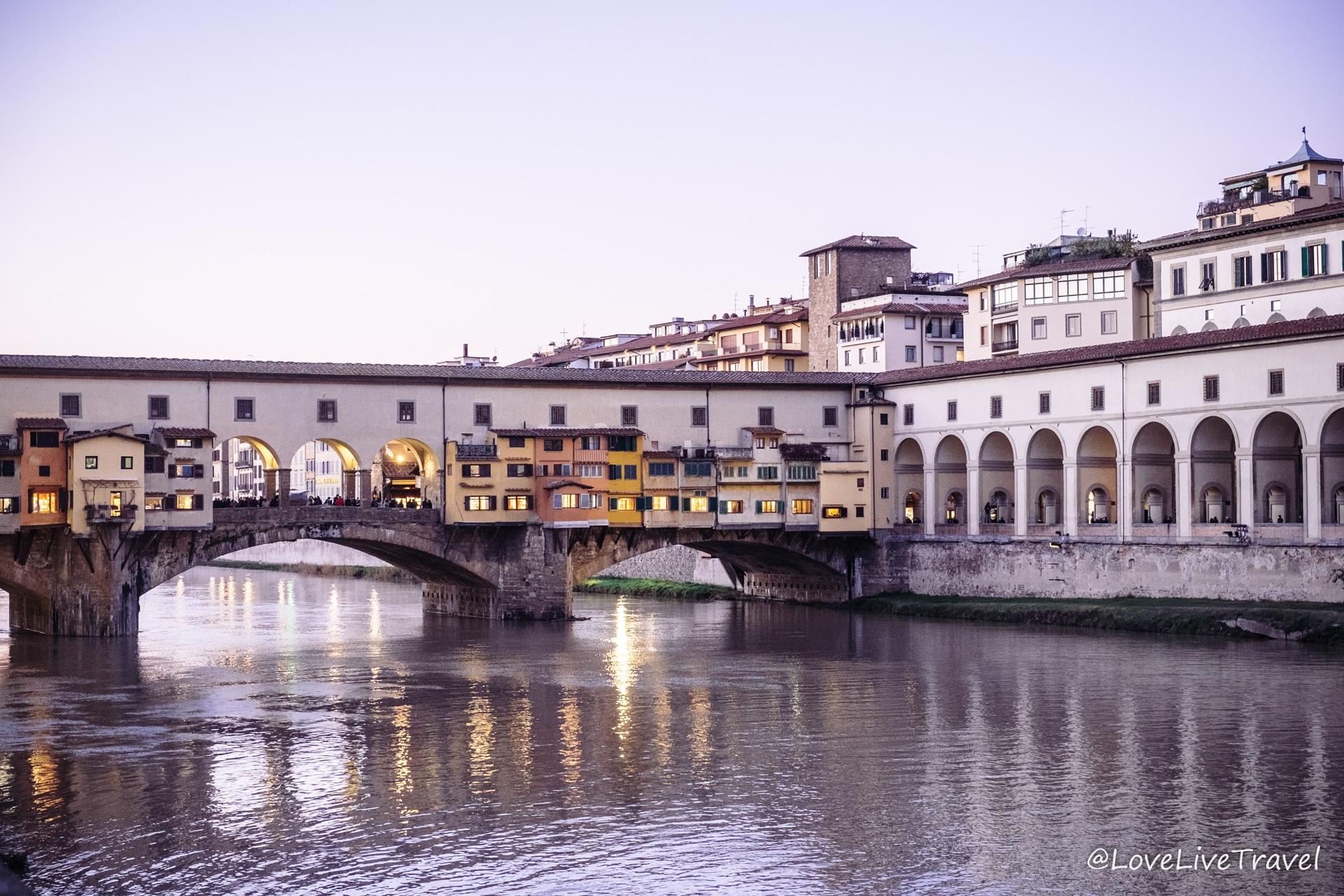 Toscane : Un Week-End sous le soleil