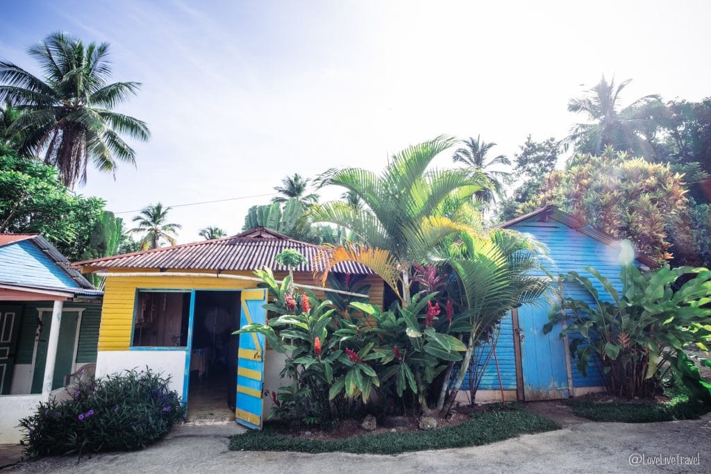 cascade el limon el santi rancho las terrenas république Dominicaine blog voyage lovelivetravel
