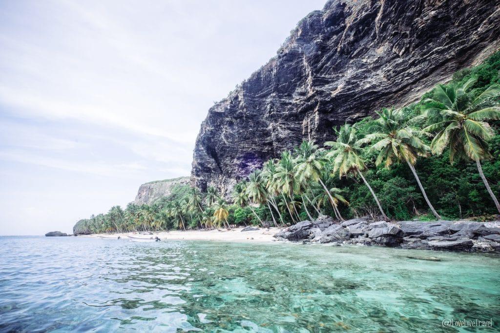 playa fronton république Dominicaine blog voyage lovelivetravel