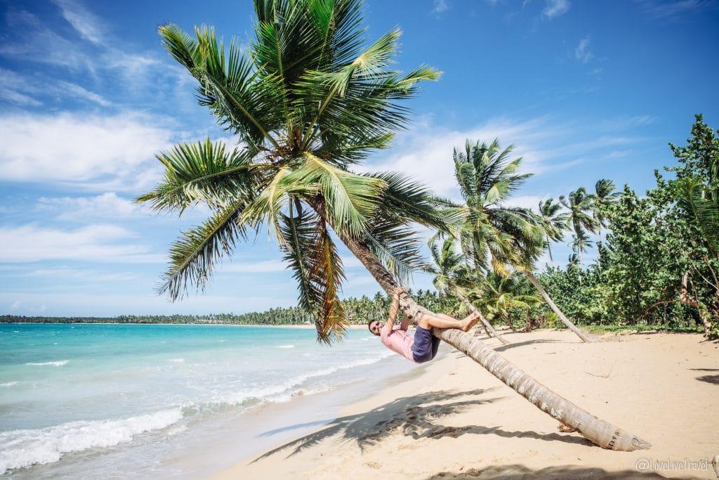 plage coson république Dominicaine blog voyage lovelivetravel