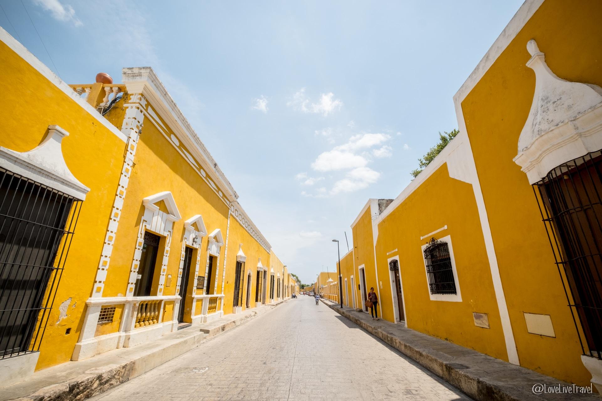 Izamal rio lagartos Chichen Itza mexique blog voyage lovelivetravel