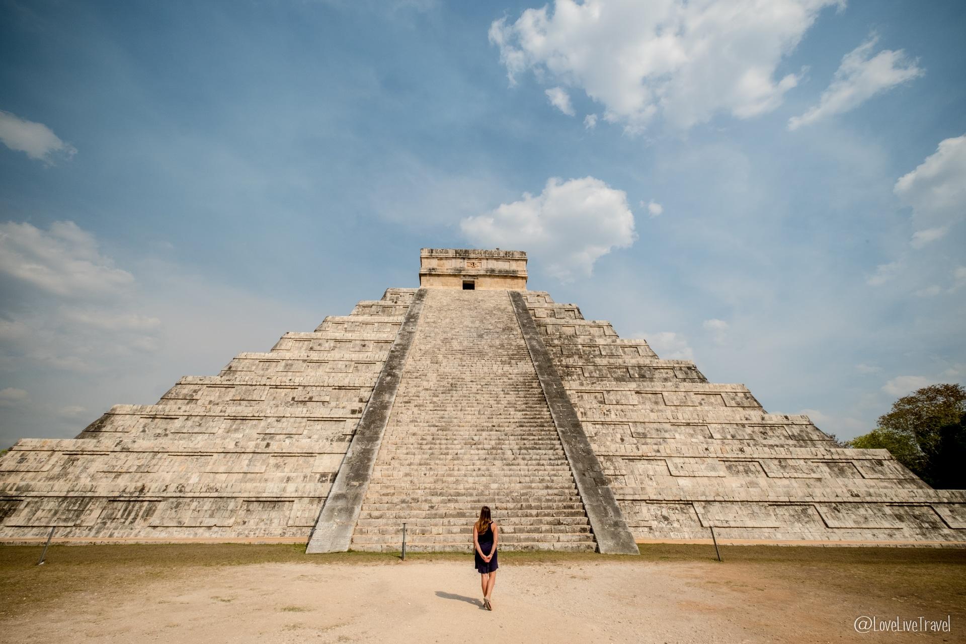 Izamal las Coloradas Chichen Itza mexique blog voyage lovelivetravel