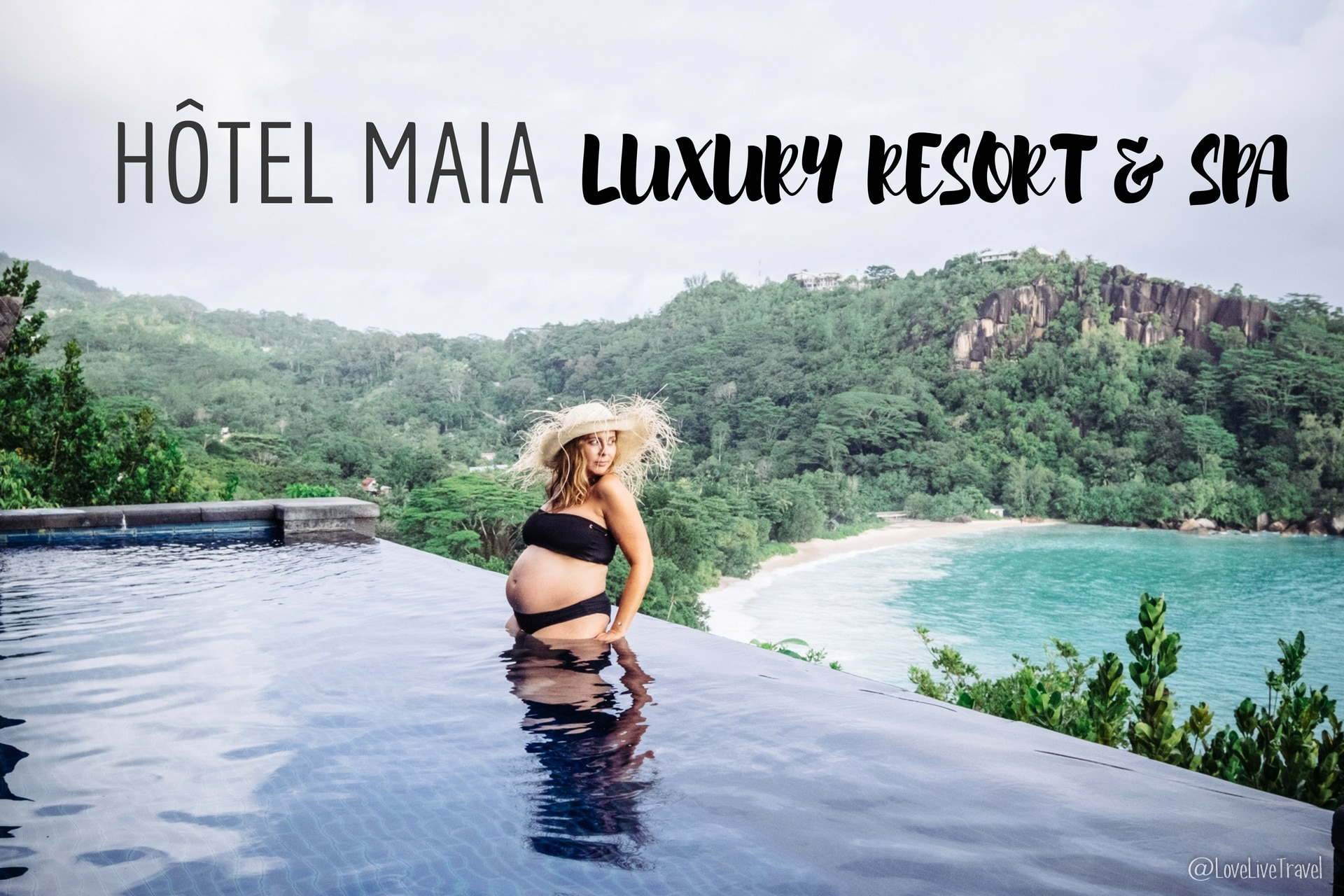 Seychelles, Hôtel Maia Luxury Resort & Spa