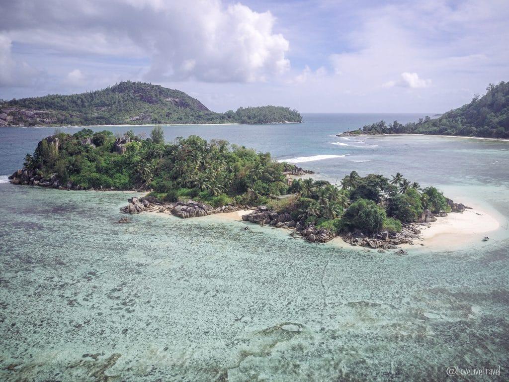 plage anse l'islette mahé seychelles blog voyage lovelivetravel