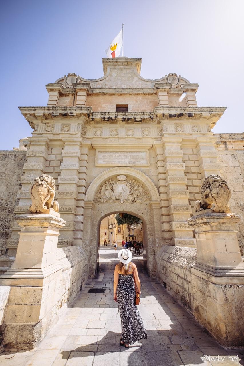 cité mdina malte gozo blog voyage lovelivetravel