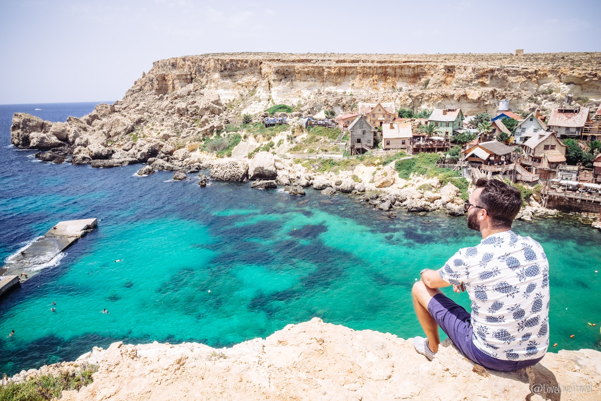 popeye malte gozo blog voyage lovelivetravel